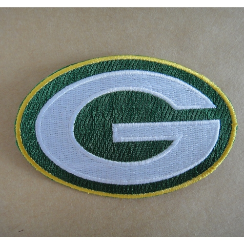 Green Bay Packers Logo Patches