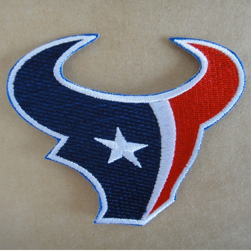 Houston Texans Logo Patches