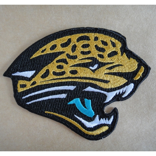 Jacksonville Jaguars Logo Patches