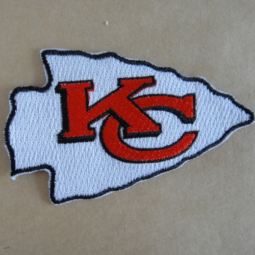 Kansas City Chiefs Logo Patches