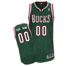 Milwaukee Bucks Custom Letter And Number Kits For Road Jersey