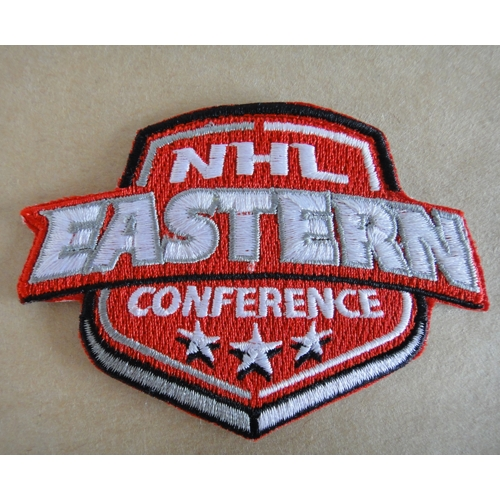 NHL East Conference Logo Patches