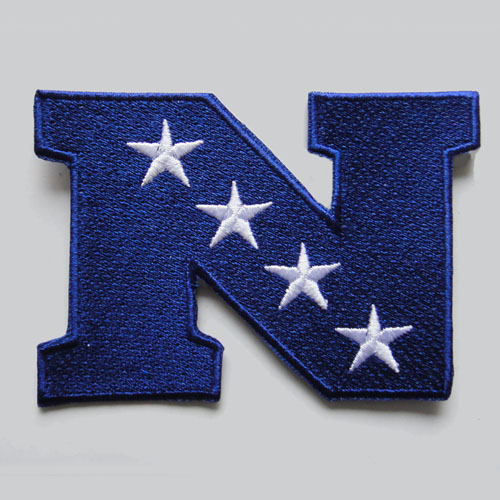 National Football Conference Primary Logo Patches