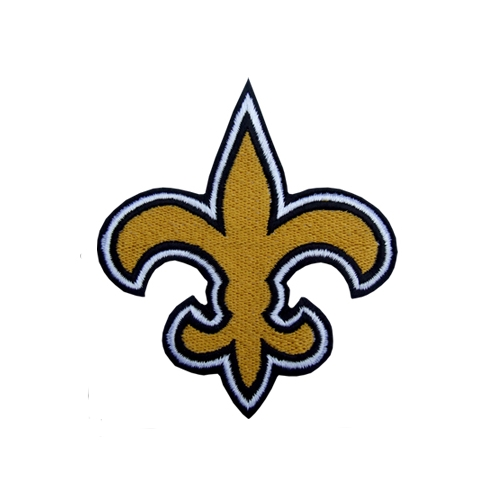 New Orleans Saints Logo Patches