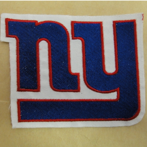 New York Giants Logo Patches