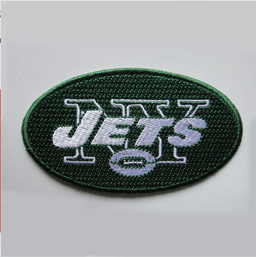 New York Jets Logo Patches
