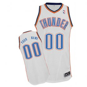Oklahoma City Thunder Custom Letter And Number Kits For Home Jersey