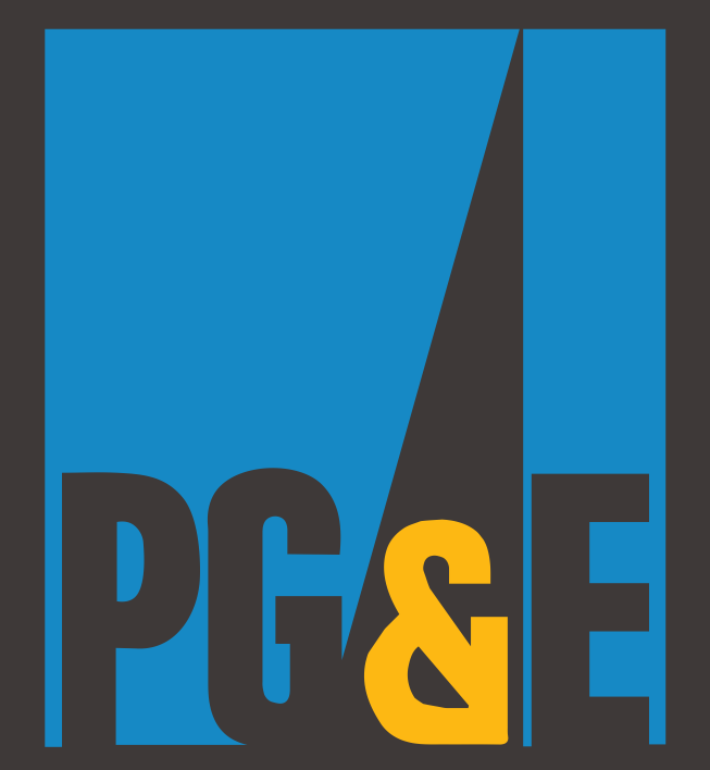 PGE logo iron