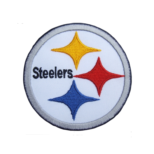 Pittsburgh Steelers Logo Patches