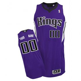 Sacramento Kings Custom Letter And Number Kits For Road Jersey