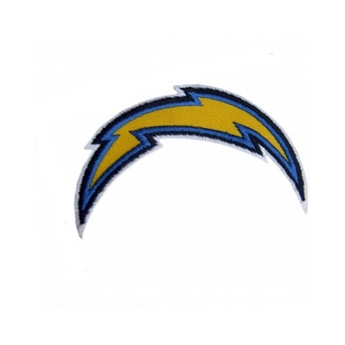 San Diego Chargers Logo Patches