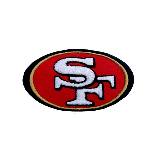 San Francisco 49ers Logo Patches