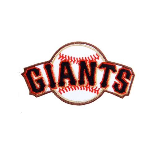 San Francisco Giants Logo Embroidered Iron On Patches