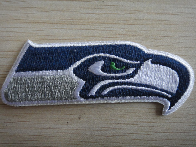 Seattle Seahawks Logo Patches