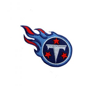 Tennessee Titans Logo Patches