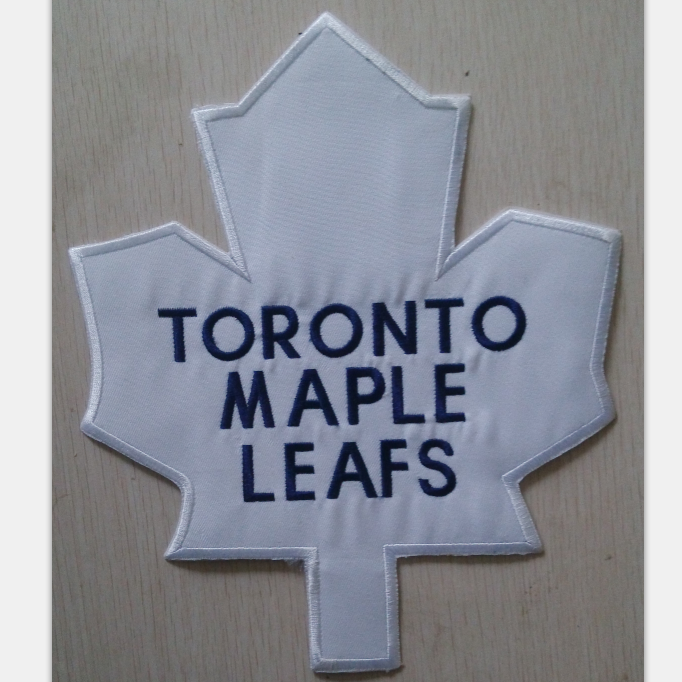 Toronto Maple Leafes Logo Embroidered Patches